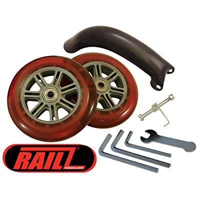 Railz Scooter Wheel-Brake-Kit-100mm