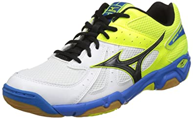 f104bd3acfe5 Mizuno Unisex Wave Twister 4 Tennis Shoes: Buy Online at Low Prices in India  - Amazon.in