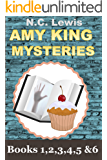 Amy King Cozy Mysteries: The Complete Capital of Texas Series: Books 1 to 6 (An Amy King Cozy Mystery) (English Edition)