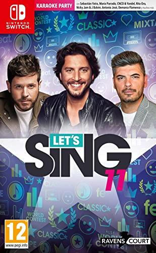 LetS Sing 11 - Edición Estándar: Amazon.es: Videojuegos