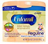 Enfamil Reguline Infant Formula - Designed for Soft, Comfortable Stools - Reusable Powder Tub, 20.4 oz