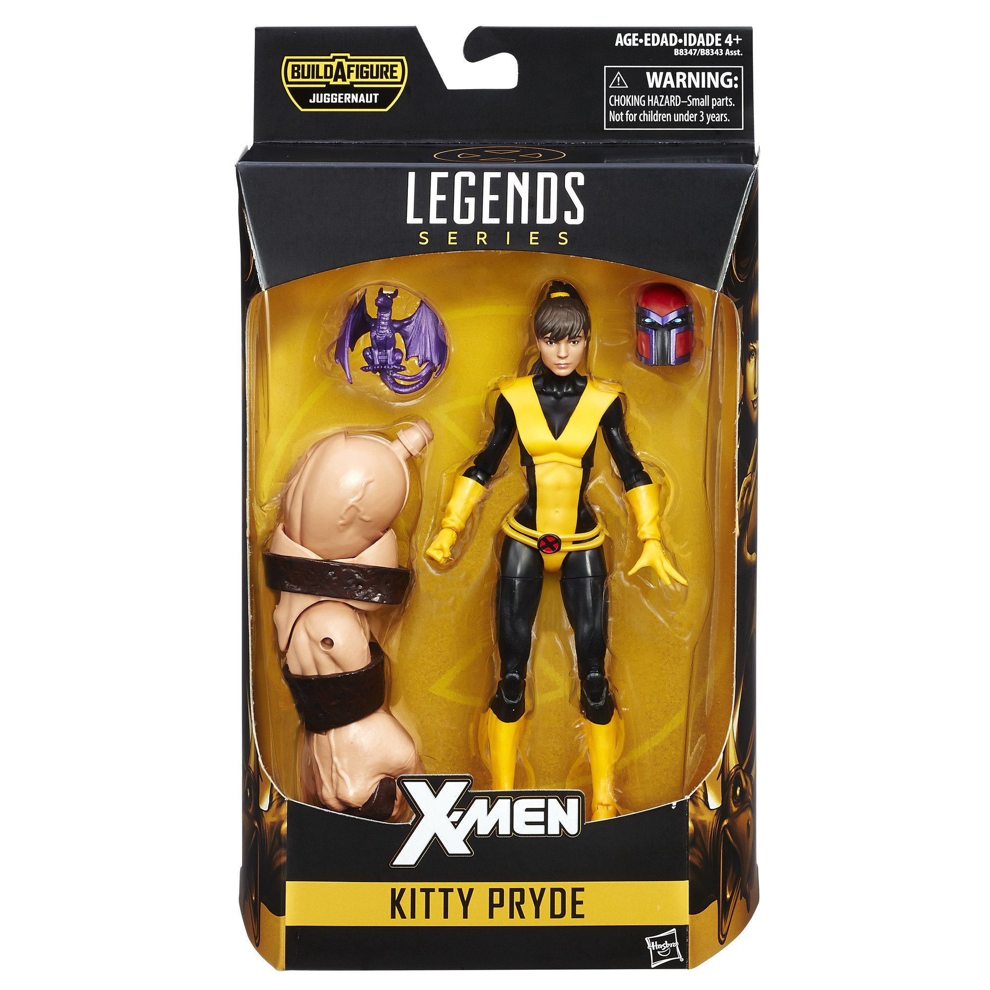 Marvel 6 Inch Legends Series Kitty Pryde by Marvel (Image #2)