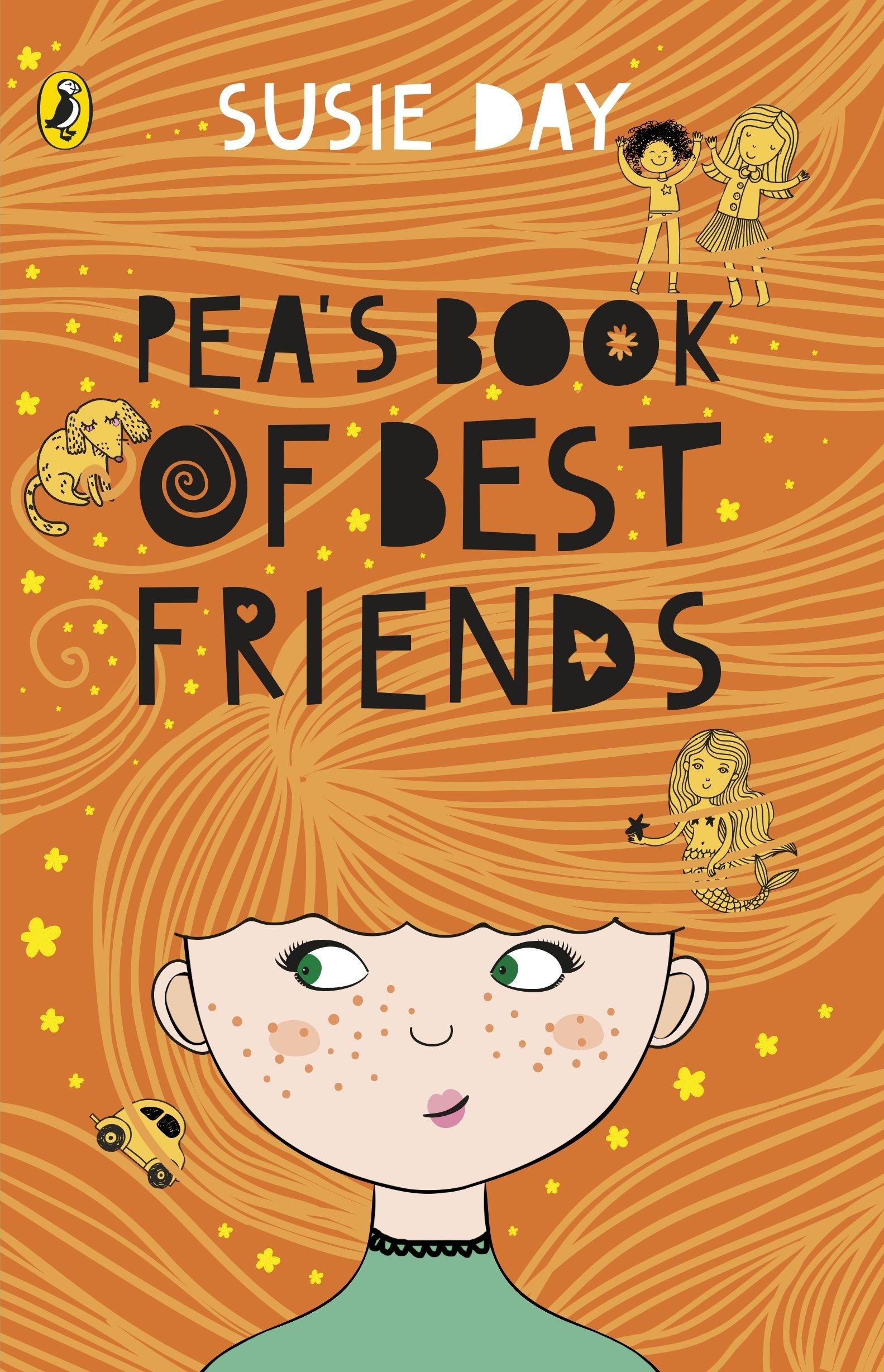 Pea's Book of Best Friends