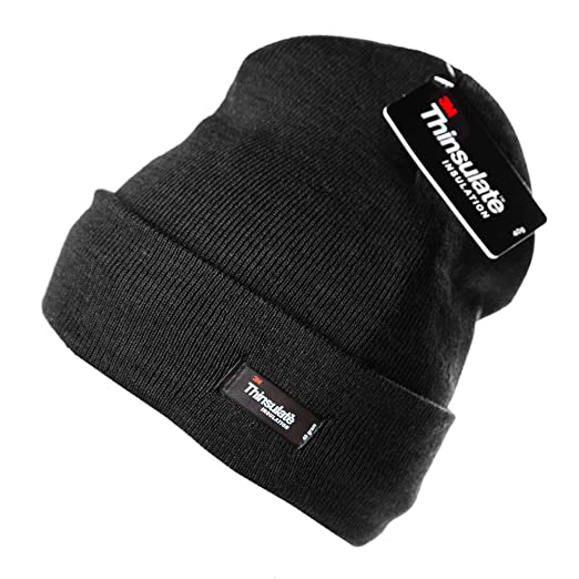 Amazon.com  Thinsulate 3m Unisex Winter Hat Thermal Insulation ... 059a8355703f