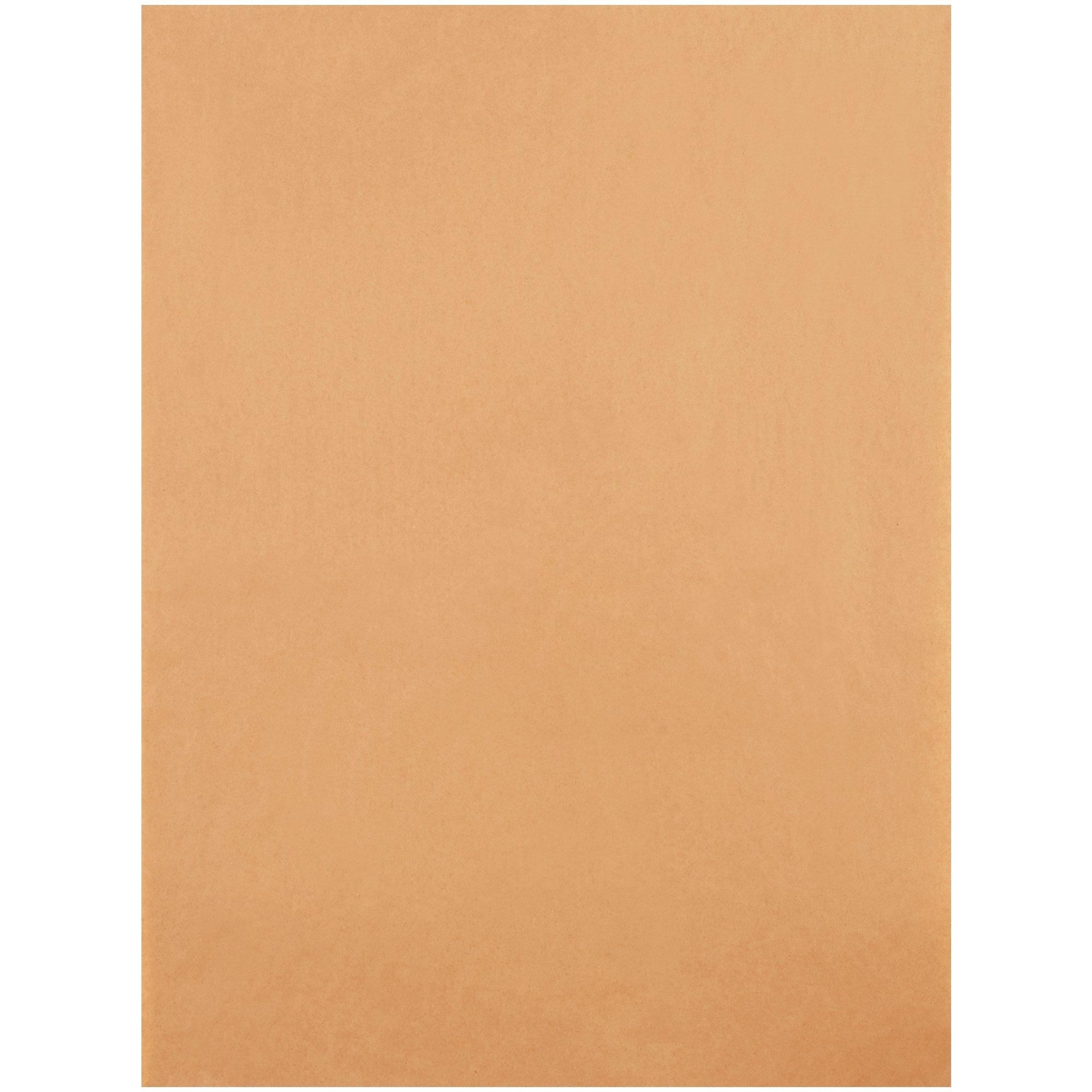 Aviditi 100% Recycled Fiber Paper Sheet, 48'' L x 36'' W, Kraft, Case of 312 (KPS364840)