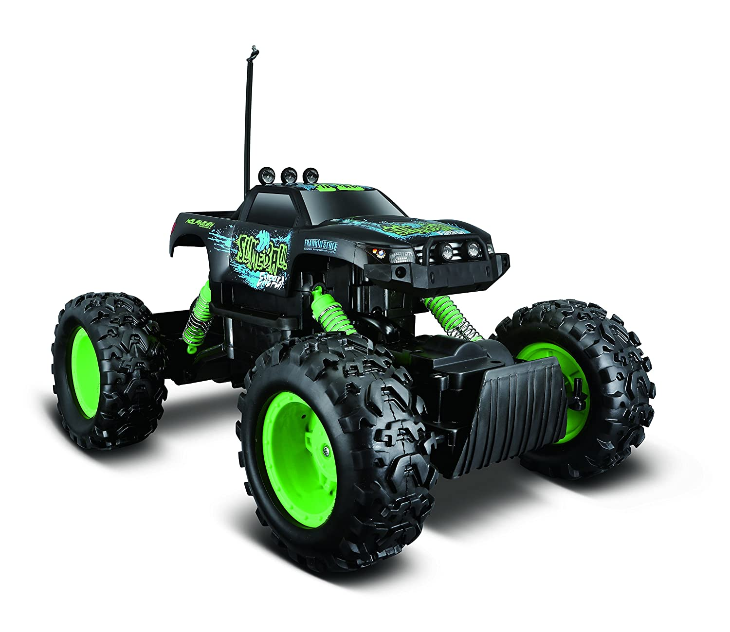 Maisto RC Rock Crawler Extreme Radio Control Vehicle