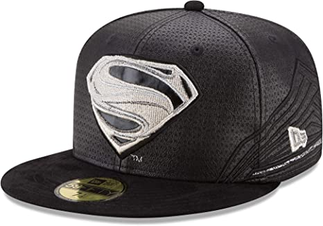 New Era Superman Gorra 59Fifty Fitted DC Justice League Hombre ...