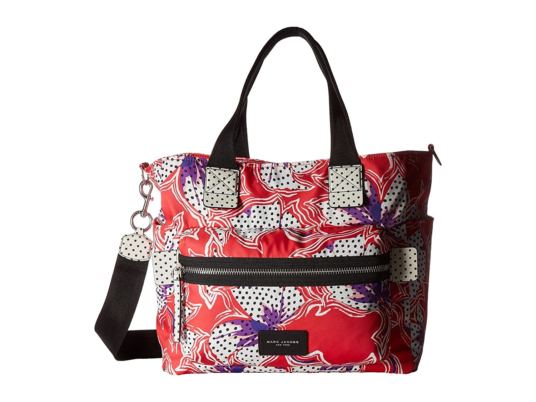 [マークジェイコブス] レディース マザーズバッグ Spotted Lily Printed Biker Babybag [並行輸入品] B07D8HKXDT   No-Size