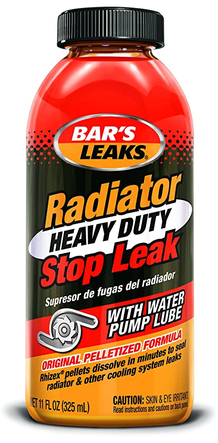 Bars Leaks PLT11 Pelletized Radiator Stop Leak - 11 ...