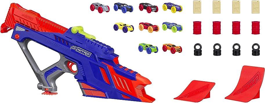Comprar Nerf Nitro - Motofurry (Hasbro C0787EU40)