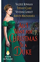 All I Want for Christmas Is a Duke Kindle Edition