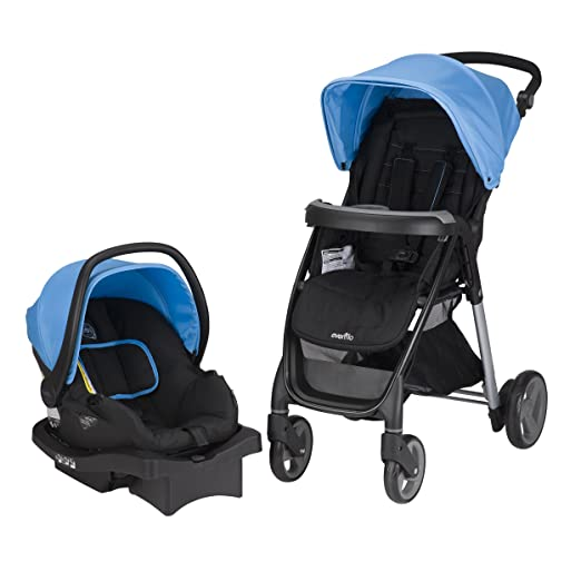 Evenflo Princeton Travel System with Serenade ICS
