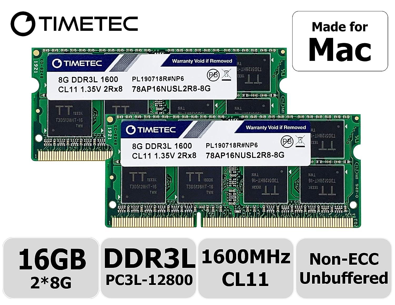 memoria ram 16GB (2x8GB) para Early/Mid/Late 2011