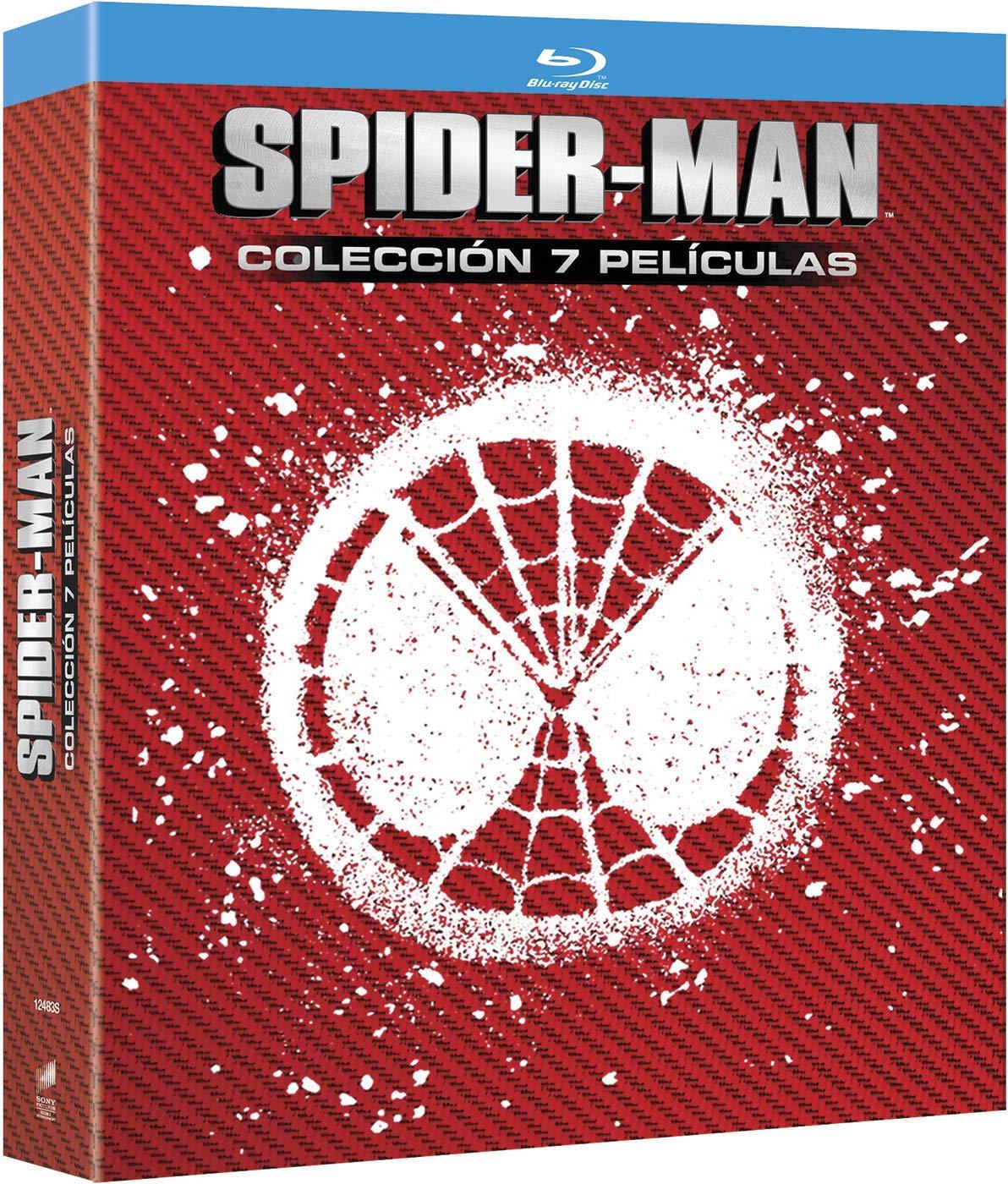 Pack Spider-man