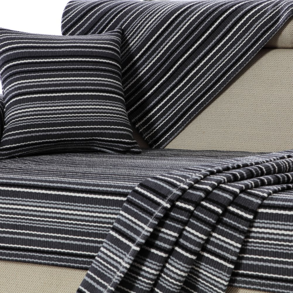 Protector furniture sofa towel,Sectional couch covers 3 cushion sofa slipcover Slipcovers for couches and loveseats Recliner sofa covers Sofa set-A 110x240cm(43x94inch)