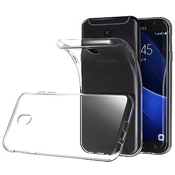 coque samsung j3 2017 silicone transparente