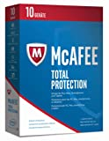 McAfee Total Protection 2017 | 10 Geräte | PC/Mac/Smartphone/Tablet | Download