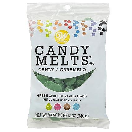 candy melts  : Wilton Dark Green Candy Melts Candy, 12 oz.: Candy ...