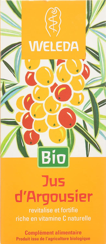 Weleda Sea Buckthorn Juice - 200ml 4585A