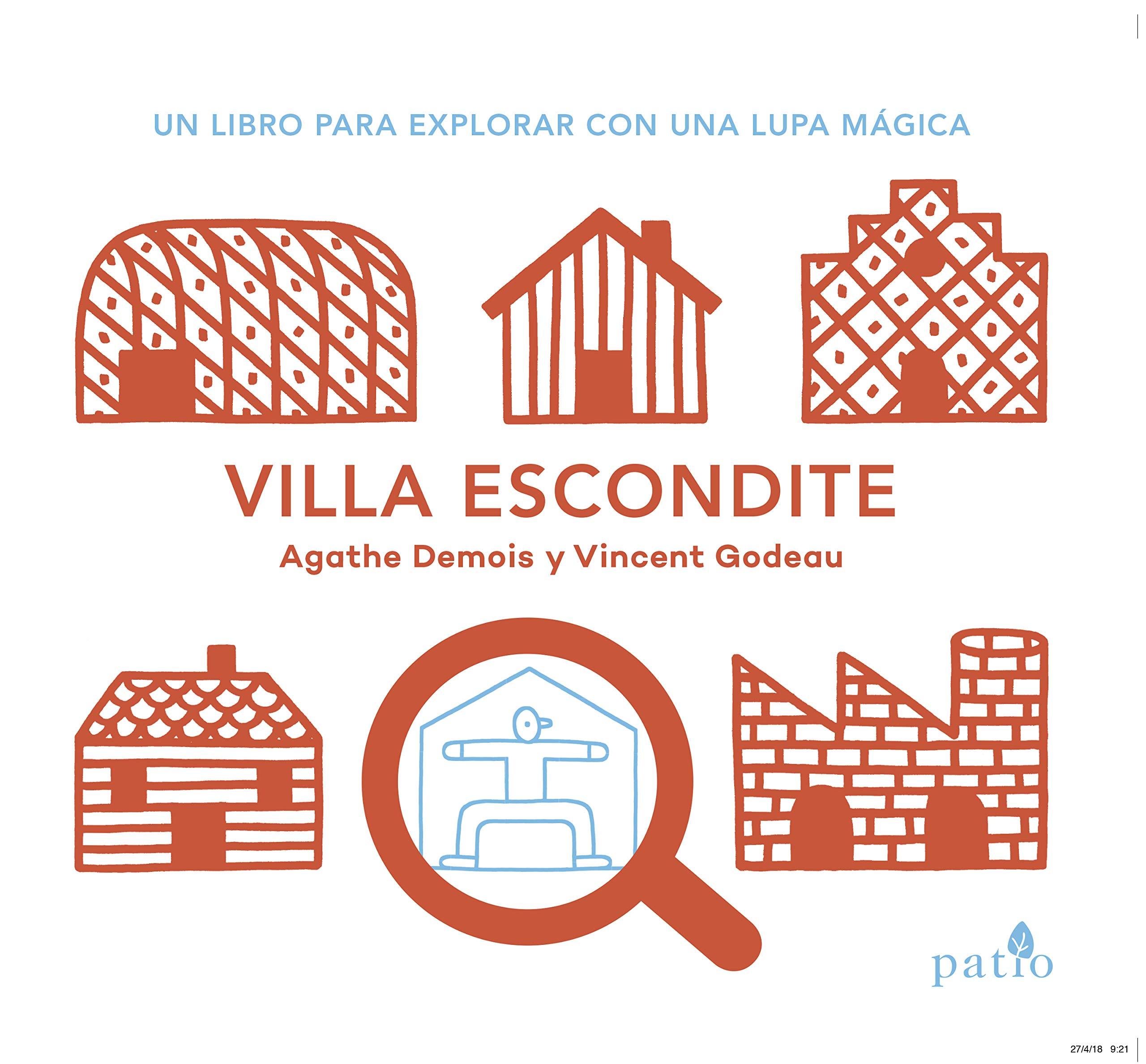 Villa Escondite: Amazon.es: Agathe Demois, Vincent Godeau ...