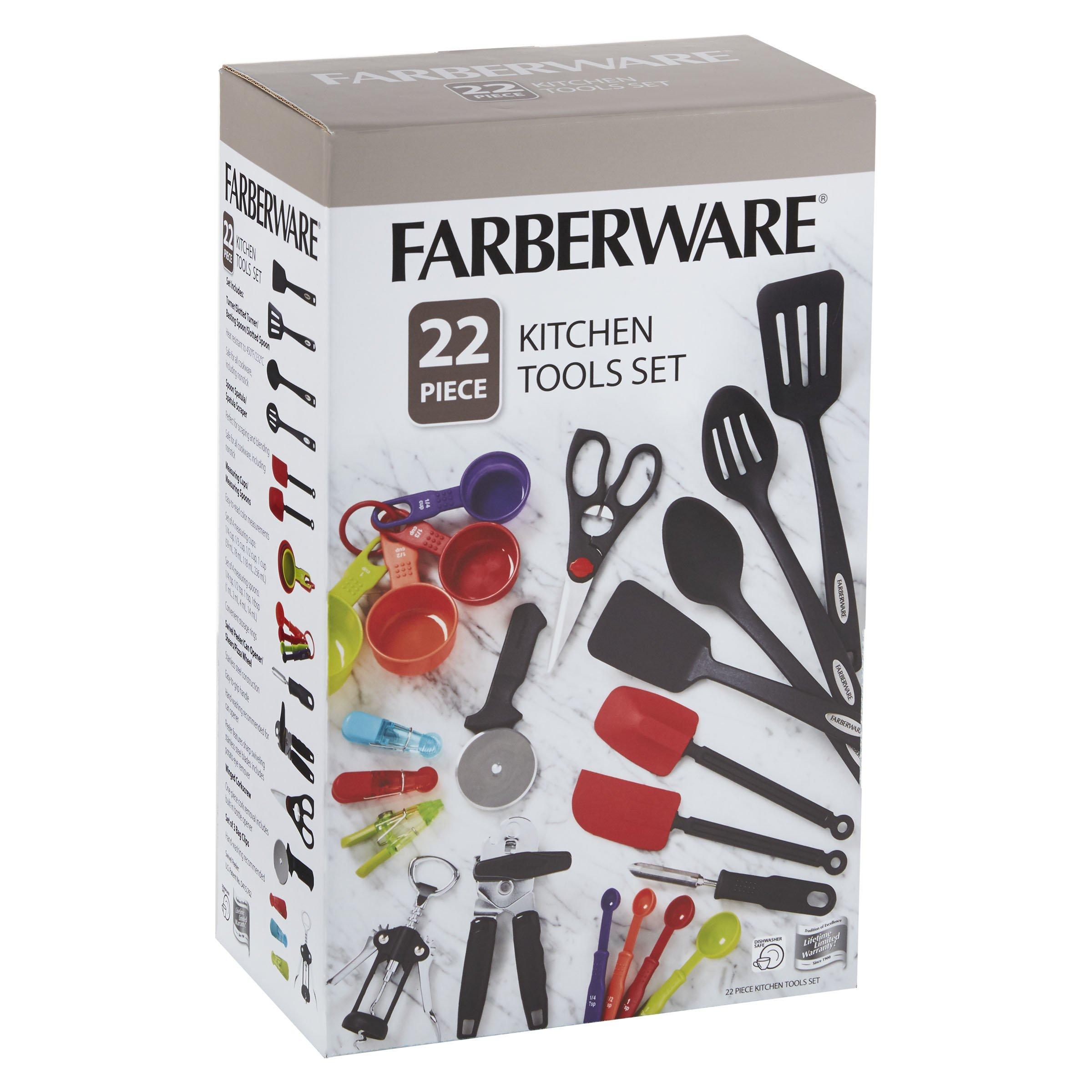 Farberware 22-Piece Essential Tool and Gadget Set by Farberware (Image #3)