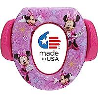 """Disney Minnie Mouse """"Bowtique"""" Soft Potty Seat, Purple"""