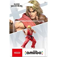 Amiibo Super Smash Bros Series Action Figure Ken - Standard Edition