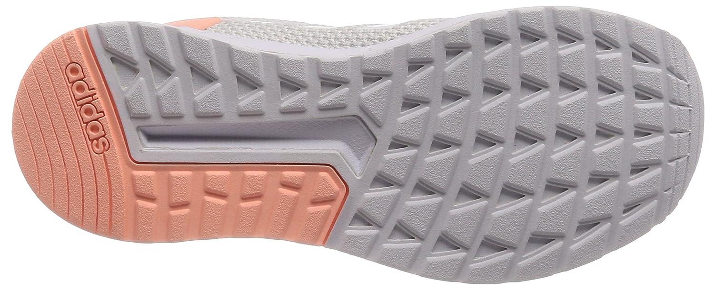 Amazon.com | adidas Womens Questar Ride, Footwear White/Grey/HAZCOR, 7.5 US | Running