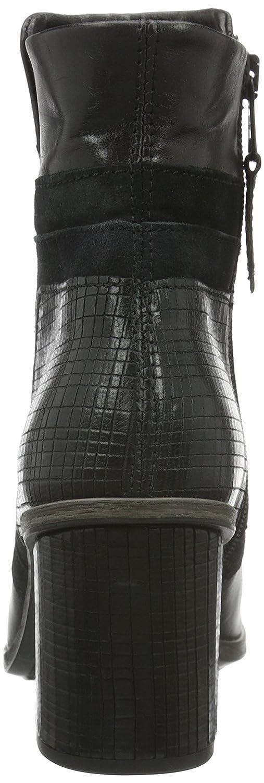 Mjus Damen Schwarz 270204-0102-6002 Kurzschaft Stiefel Schwarz Damen (Nero) 538ea6