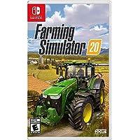Deals on Farming Simulator 20 Nintendo Switch Digital