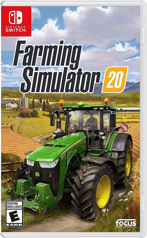 Farming Simulator 20 for Nintendo Switch [USA]: Amazon.es: Maximum ...