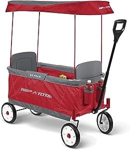 Radio Flyer Ultimate EZ Folding Wagon for kids