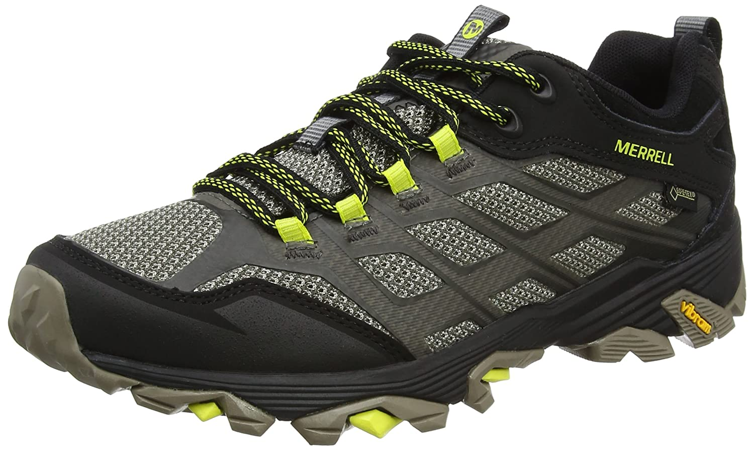 Merrell Mens Moab FST GTX Waterproof Walking Hiking Shoes