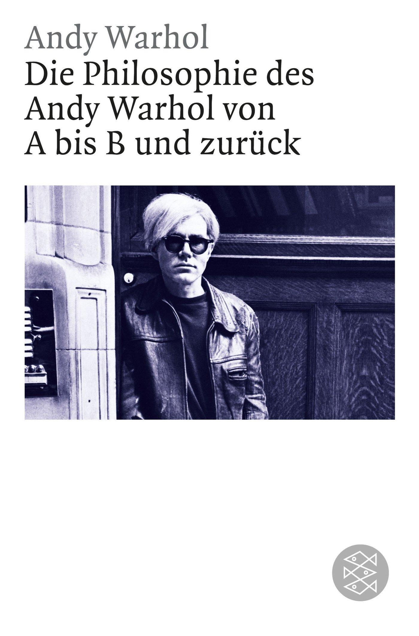 die philosophie des andy warhol von a bis b und zurck figuren des wissensbibliothek amazonde andy warhol bcher - Andy Warhol Lebenslauf