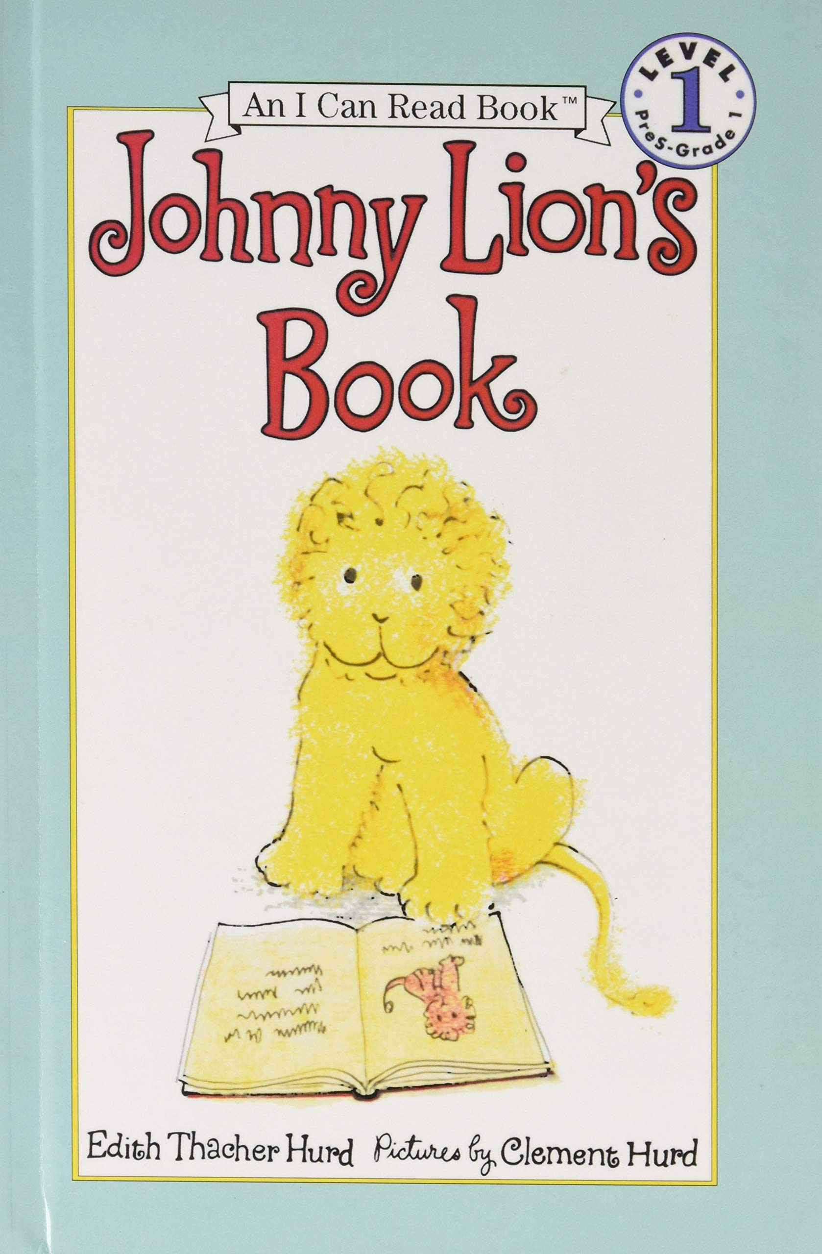Download Johnny Lion's Book (An I Can Read Book) pdf