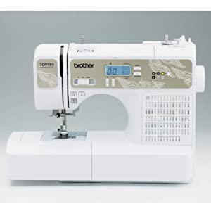 The Brother RSQ9185 sewing machine