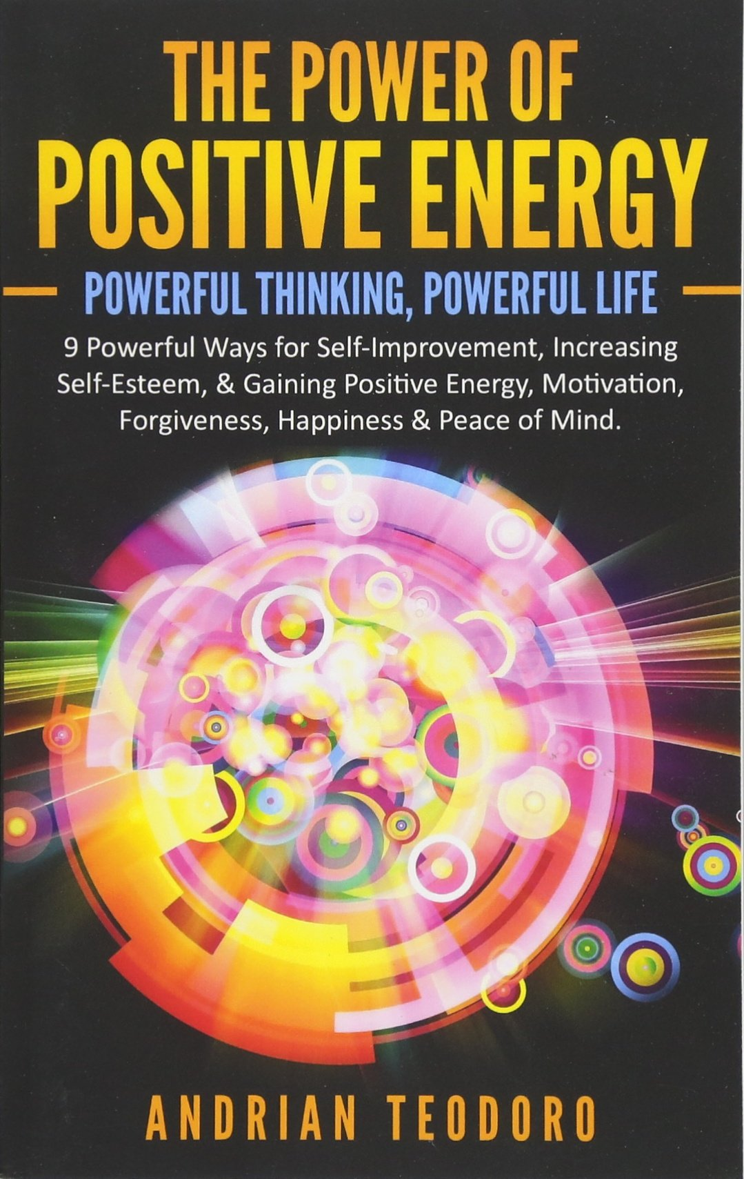 Power Positive Energy Self Improvement Self Esteem product image