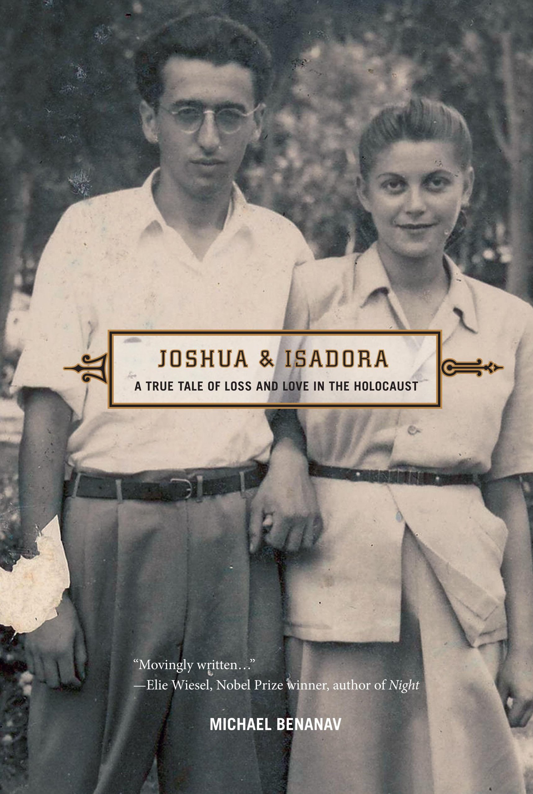 Download Joshua and Isadora: A True Tale of Loss and Love in the Holocaust ebook