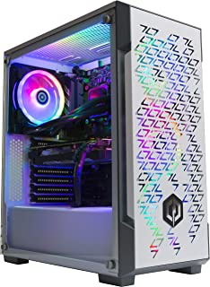 Fierce Gobbler RGB PC Gamer - Rápido 4.5GHz Octa-Core Intel Core i7 9700K, 2TB Disco Duro, 16GB de 3000MHz, NVIDIA GeForce GTX 1660 6GB, Windows no Incluido 871880: Amazon.es: Informática