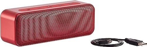 AmazonBasics 15-Watt Bluetooth Stereo Speaker