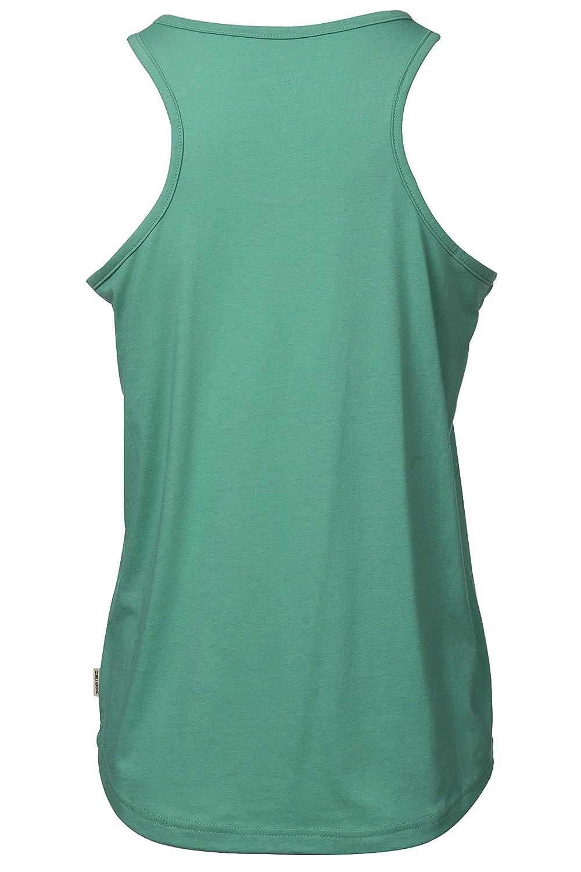 Billabong scarico-Maglietta da donna, Donna, Verde (Jade), M