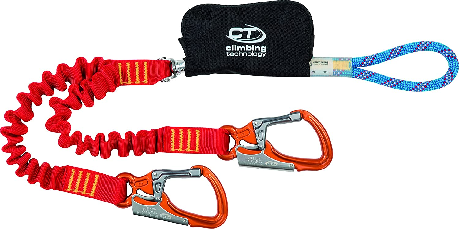 Climbing Technology Revolving K-Set - Kit vía ferrata - Rojo 2017 ...