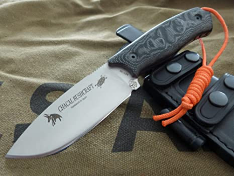 JV CDA Cuchillo CHACAL BUSHCRAFT