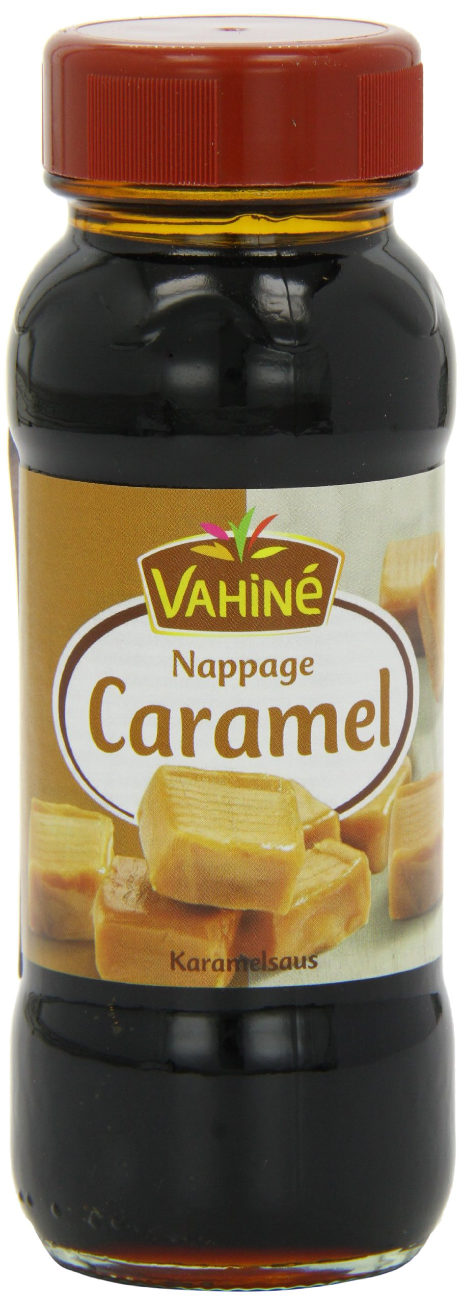 Vahine Liquid Caramel Bottle 210 g (Pack of 3)