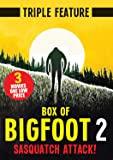 Box Of Bigfoot 2: Sasquatch Attack (Triple Feature) [DVD] [NTSC]