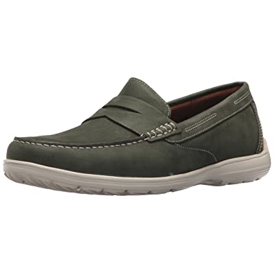 Rockport Men's Total Motion Loafer Penny Driving Style | Loafers & Slip-Ons