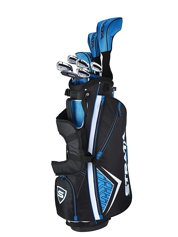 Callaway Mens Strata Complete Golf Set (12 Piece)