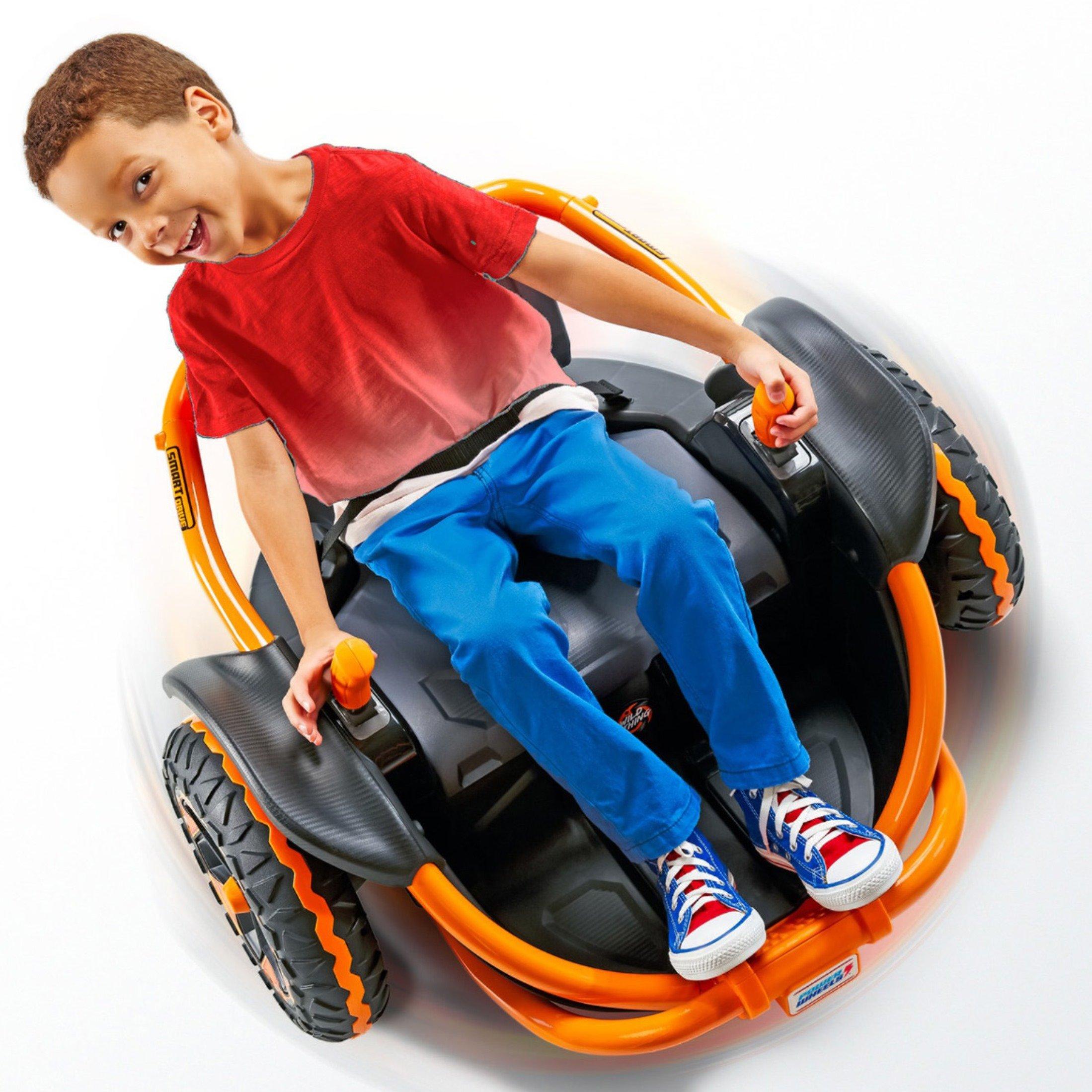 Power Wheels Wild Thing, Orange by Power Wheels (Image #12)