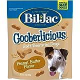 Bil-Jac Gooberlicious Treats - 10 oz, peanut butter
