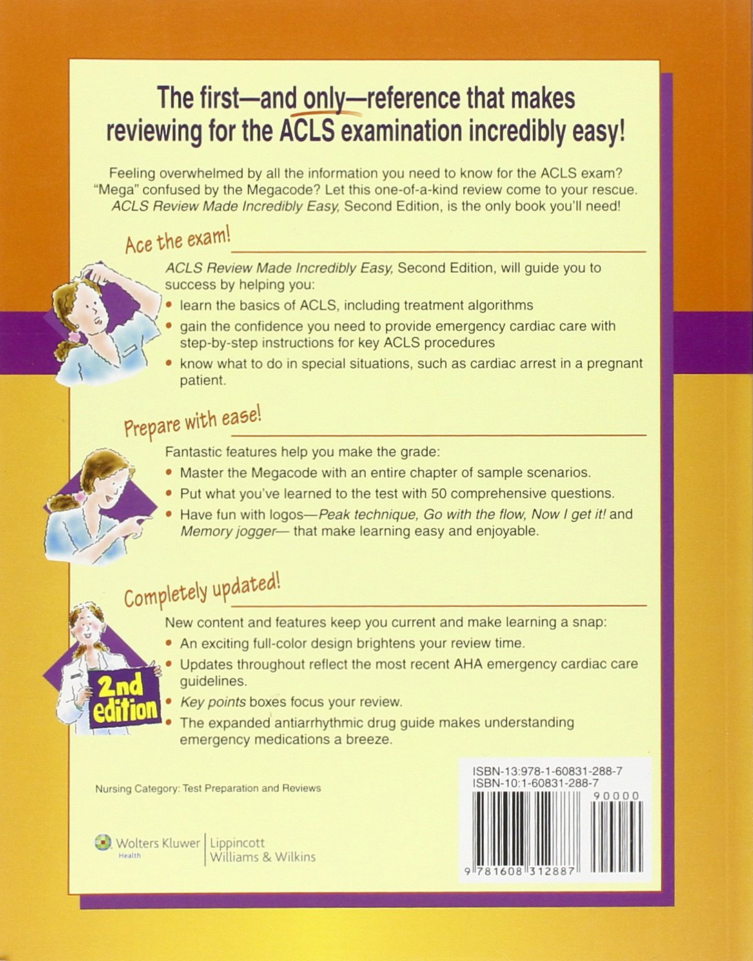 Buy ACLS Review Made Incredibly Easy Incredibly Easy